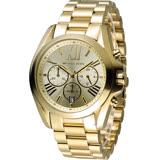 Michael Kors 漫步羅馬三眼計時腕錶 MK5605 (43mm)