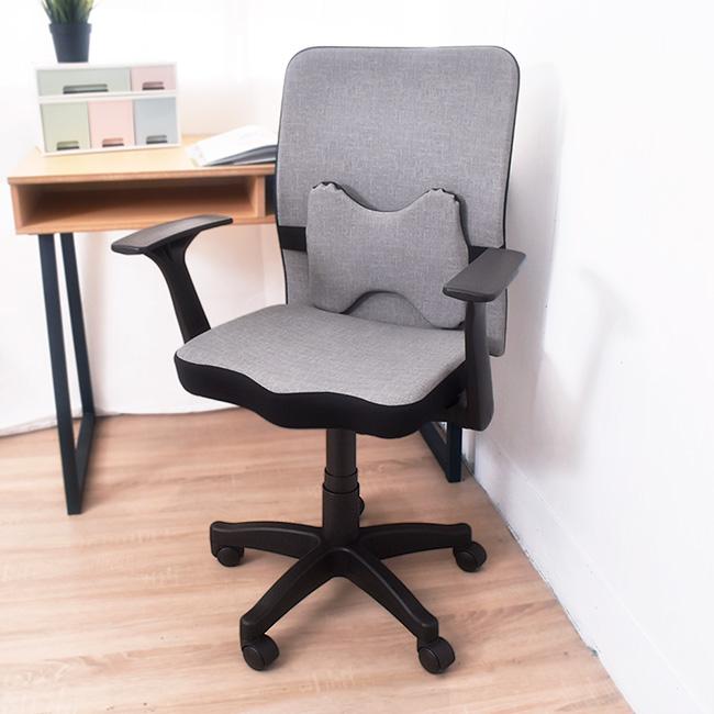 貓抓皮材質 舒適款電腦椅辦公椅
