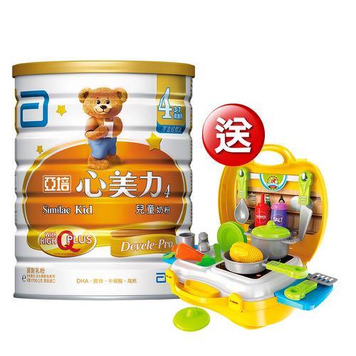 3~7歲幼兒成長關鍵營養素