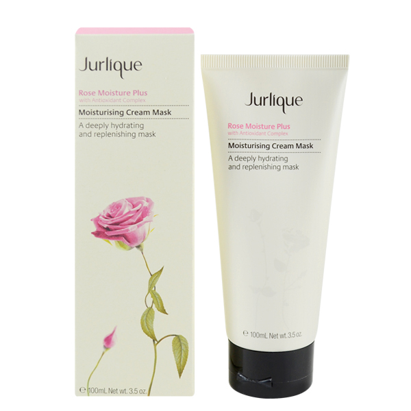 Jurlique 茱莉蔻 玫瑰保濕乳霜面膜 100ml Rose Moisture Plus Moisturising Cream Mask