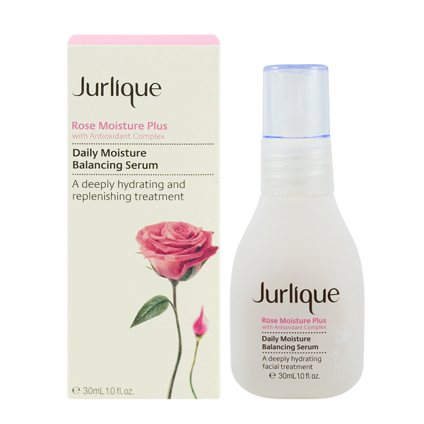 Jurlique 茱莉蔻 玫瑰保濕潤透精華 30ml Rose Moisture Plus Daily Moisture Balancing Serum