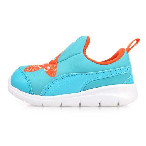 (童) PUMA BAO 3 AQUARIUM INF 男女運動鞋-輕便鞋 鞋 慢跑 湖水藍橘