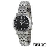 SEIKO精工 極簡都會時尚石英女錶 SUR827P1