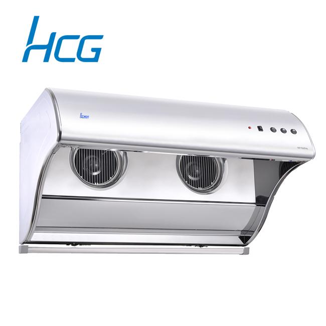 和成 HCG 直立電熱排油煙機 SE-756SXL-90公分