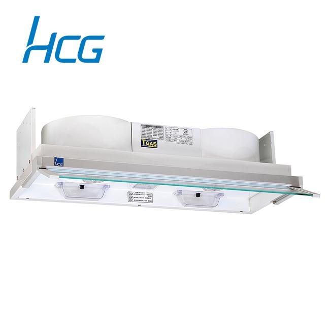 和成 HCG 智慧型全隱藏排油煙機 SE-757L-80公分