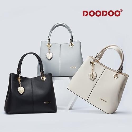 【doodoo包包】5028 新款潮時尚女士百搭斜背單肩手提包大氣女包