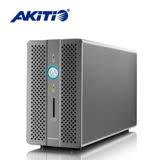 AKiTiO Thunder3 雷霆雙劍3 Pro 3.5吋/2.5吋 2bay 多功能外接盒