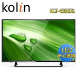 歌林 KOLIN 43吋LED顯示器+視訊盒KLT-43EE01(含運不含裝)