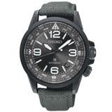 【SEIKO 精工】 PROSPEX 空軍風格時尚機械錶-灰/4R35-02N0N(SRPC29J1)