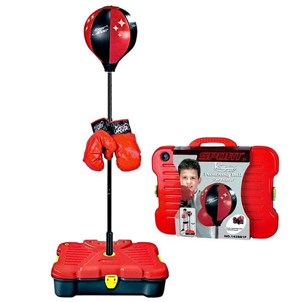 《購犀利》可攜帶式兒童有氧拳擊訓練組