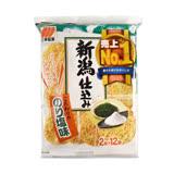 三幸 新潟仕選米果99.6g(海苔甘鹽風味)