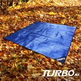 【TURBO TENT】高品質PE墊(2.7m x 2.4m)