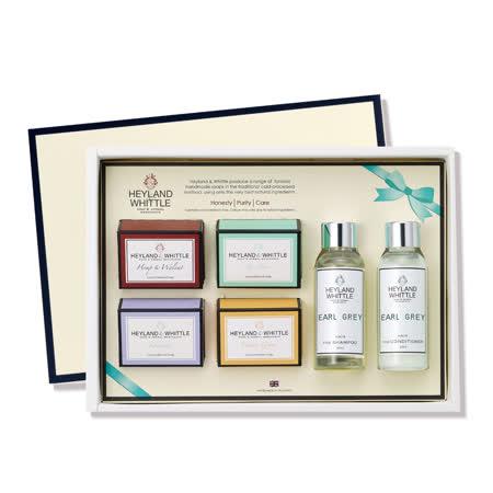H&W英倫薇朵  典藏香氛沐浴禮盒