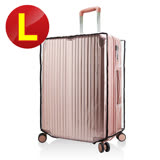 法國奧莉薇閣 行李箱套 透明防水 保護套 防塵套 果凍套(L號)