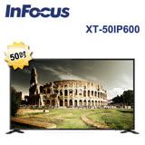 InFocus 50吋 4K連網液晶顯示器 XT-50IP600