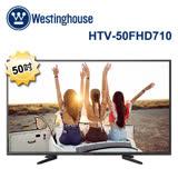 Westinghouse美國西屋 50吋 LED液晶顯示器+視訊盒 HTV-50FHD710