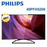 PHILIPS飛利浦 49吋 Full HD液晶顯示器+視訊盒 49PFH5200