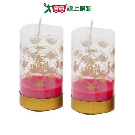 防風蠟燭(2入)