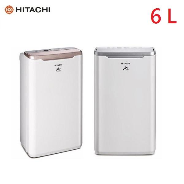『HITACHI』☆ 日立 6L 舒適乾燥除濕機 RD-12FQ / RD-12FR