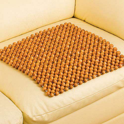 格藍傢飾-檜木珠坐墊(6入組)