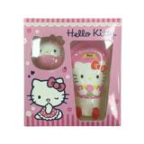 Hello Kitty護手霜&護唇球禮盒組