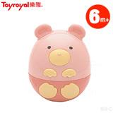 日本《樂雅 Toyroyal》小熊不倒翁