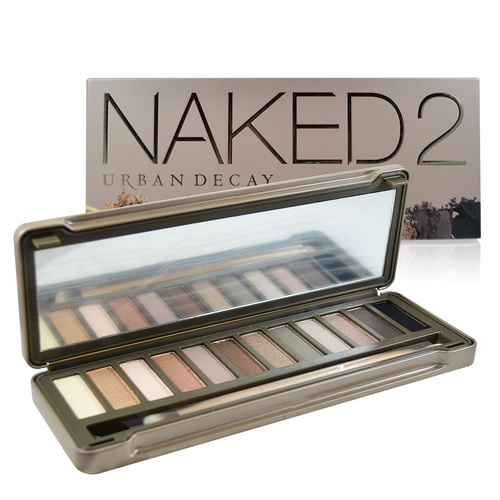 Urban Decay Naked 2 大地色系眼影盤 12色