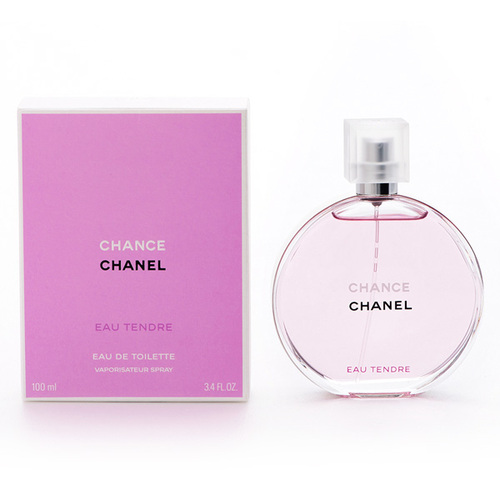 CHANEL 香奈兒 CHANCE 粉紅甜蜜 淡香水 EDT 100ml Chance EAU TENDER EDT