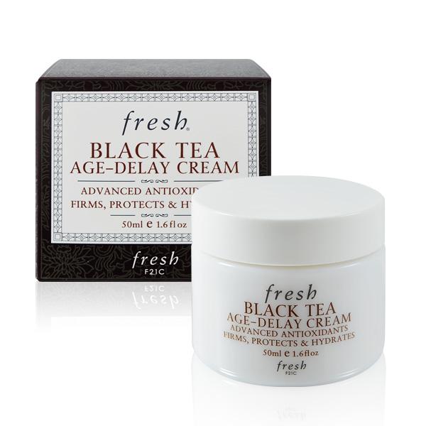 Fresh 馥蕾詩 紅茶抗皺緊緻面霜 50ml Black Tea Age Delay Cream