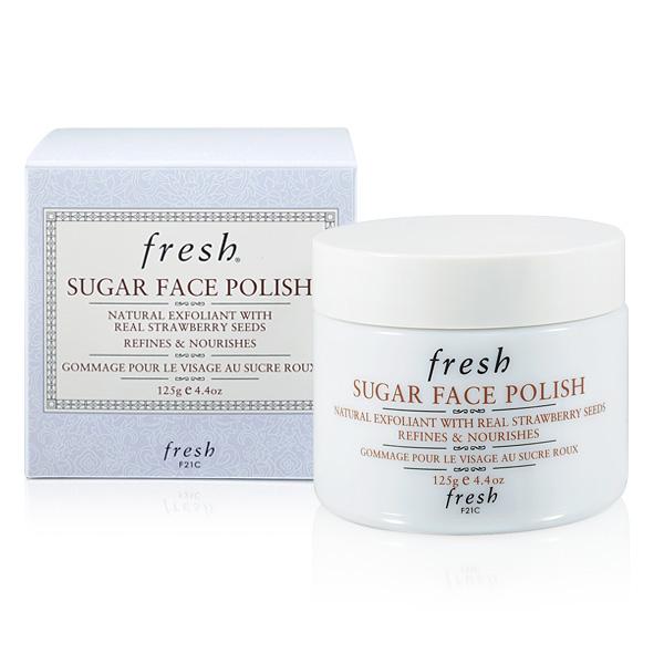 Fresh 馥蕾詩 黃糖滋潤亮采面膜 125g  Sugar Face Polish