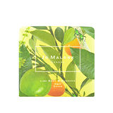Jo Malone 沐浴香皂 青檸、羅勒與柑橘(壁畫包裝) 100g Lime Basil & Mandarin Bath Soap (附緞帶)