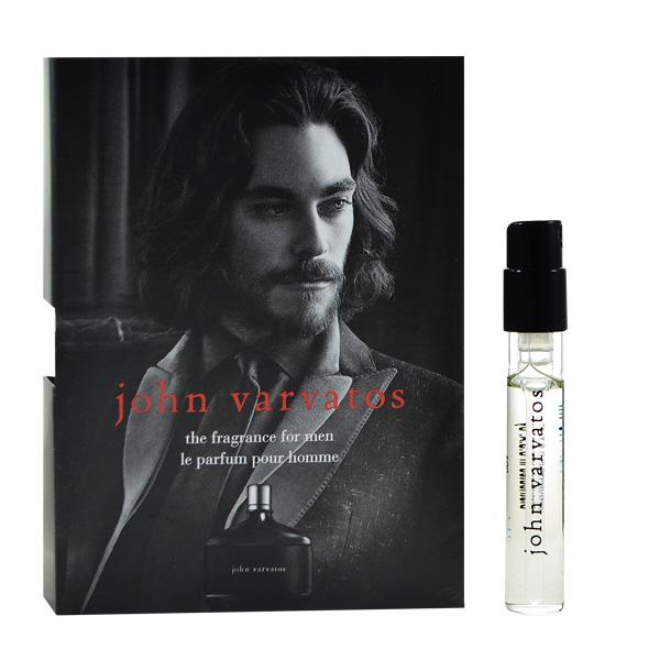 John Varvatos 經典男性淡香水 針管小香 1.5ml Le Parfum Pour Homme EDT