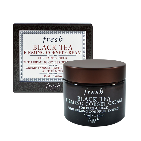 Fresh 馥蕾詩 紅茶緊緻塑顏面霜 50ml Black Tea Firming Corset Cream