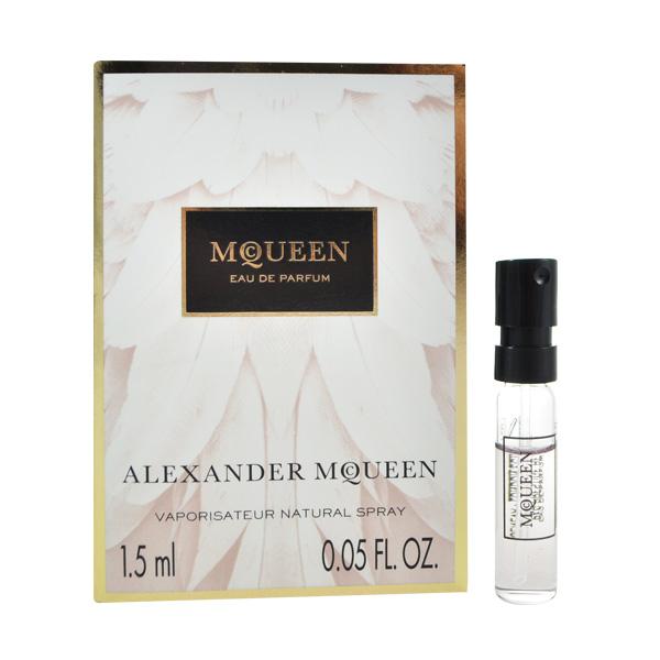 Alexander McQueen 同名淡香精 針管小香 1.5ml Perfume EDP