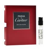 Cartier 卡地亞 Pasha 巴夏男性淡香水 針管小香 1.5ml Pasha de Cartier Edition Noire EDT