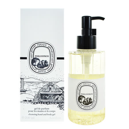 Diptyque 希臘無花果潔膚露 200ml Philosykos Cleansing Hand and Body Gel