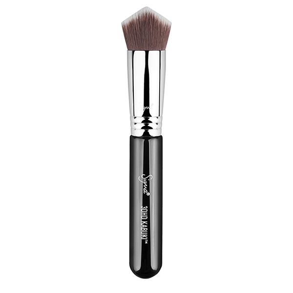 Sigma 3D五角形粉底刷 3DHD Kabuki Brush #Black