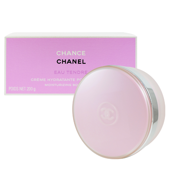 CHANEL 香奈兒 粉紅甜蜜柔膚乳霜 200g Chance Eau Tender Moisturizing Body Cream