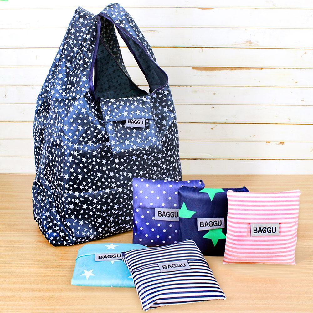 Han yoso 韓元素 6入環保可折疊收納袋 袋 隨身手提袋