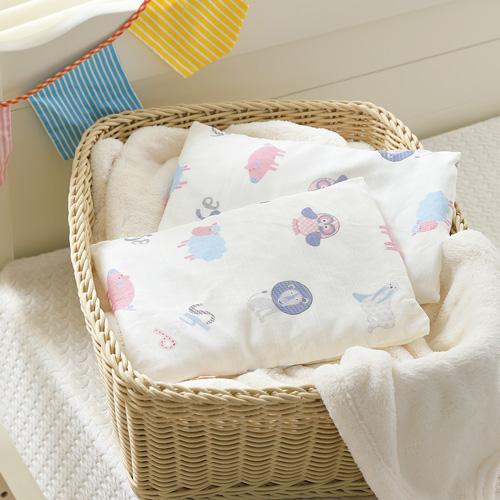 IN HOUSE-嬰兒麥管枕-動物園