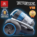 Mdovia 第19代 Dual V18 Boxster 吸力永不衰退 高效過濾 吸塵器