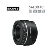 SONY SAL50F18 DT 50mm F1.8 SAM (SAL50F18) 公司貨 送吹球清潔組+拭鏡筆