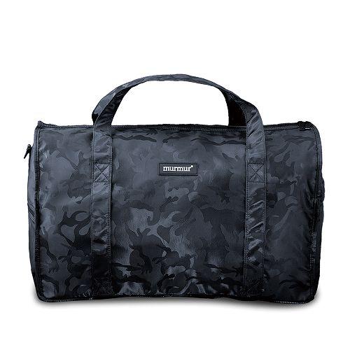 murmur 收納旅袋│迷彩藍【中】