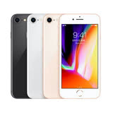 Apple iPhone 8 256G 4.7吋 - 送玻璃保貼+空壓殼+i線套