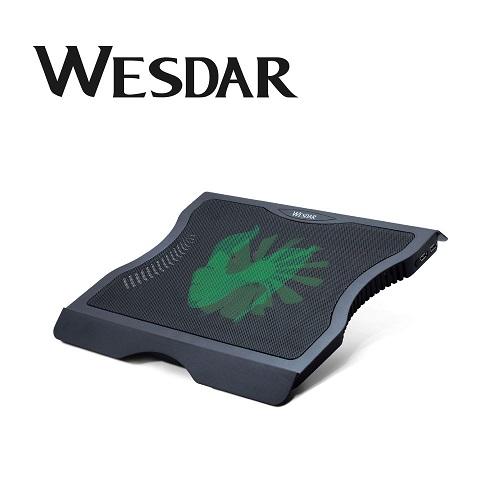 ~Wesdar~K~8038F 筆記型電腦用散熱墊