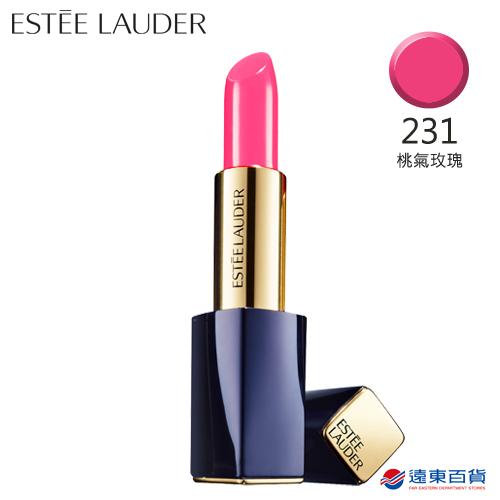 【原廠直營】Estee Lauder 雅詩蘭黛 絕對慾望奢華潤唇膏 #231 桃氣玫瑰