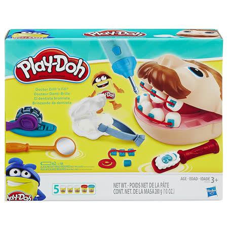Play-Doh 培樂多 60周年小牙醫遊戲組