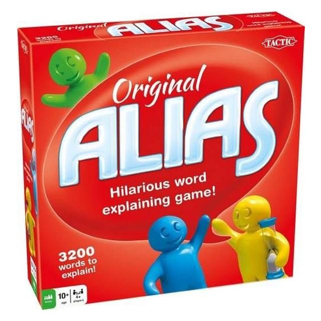 【樂桌遊】估估劃劃(英) Alias