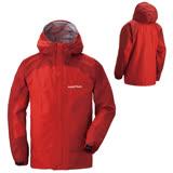 【日本mont-bell】THUNDER PASS 防水透氣風雨衣 男 黑/藍/紅三色可選 #1128344