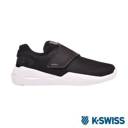 K-Swiss Functional Strap ll輕量訓練鞋-女-黑